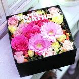 �?���ܥå����ե�������ȥ��ե�������֥ץ쥼��ȥ�����ȥ�����ȥե��ֲ֤��ˤ��ե����եȸ�ˤ���Ź�ˤ���ǰ��뺧�ˤ��ե��ե��-flowergiftbox
