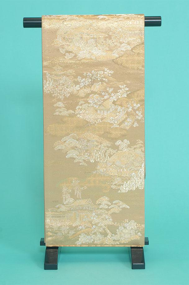 留袖用着物レンタルフルセット用帯(留袖用):obi047 〔帯〕〔袋帯〕〔正絹〕【レンタル】