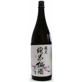 お年賀梅酒【送料無料】花の舞蔵元純米梅酒1800ml贈り物金賞受賞蔵の静岡の地酒を