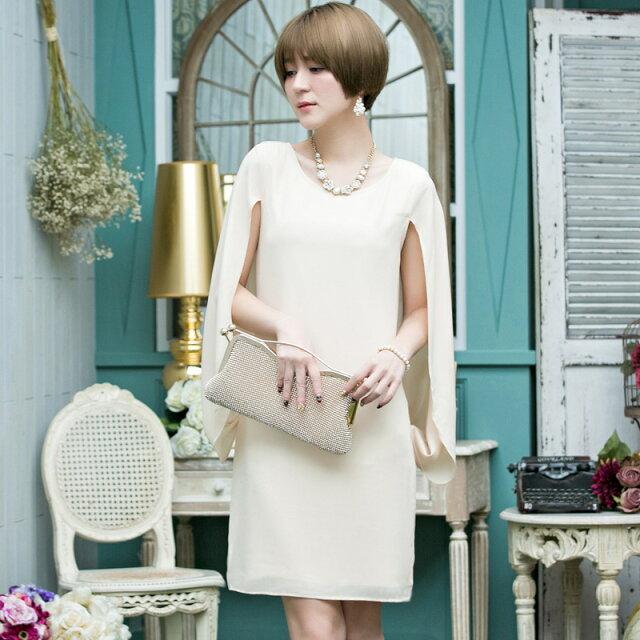 dba80df5a27a0  在庫セール パーティードレス パーティードレス 結婚式 ワンピース ドレス お呼ばれ 大きいサイズ 袖