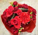 【送料無料】【あす楽】母の日 花束 花 ギフト 6色から選べるカラーセレクトブーケ