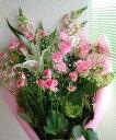 花束 ピンク系 2