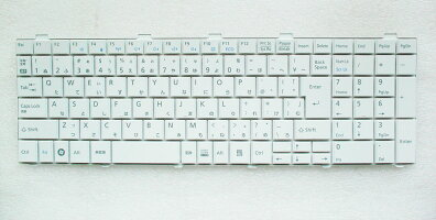 キーボード:新品富士通ノートPC等用(MP-09R70J0-D853,CP515903-01)白,国内発送