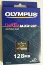 OlympusxD-ピクチャーカード128MB:純正品、新品。xD-ピクチャーカードは超小型のデジタルカメラ...