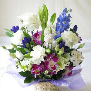 お供えの花アレンジメント