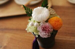 仏花プリザーブドフラワー