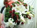 フラワーギフト花束【送料無料】