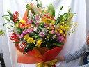 花束 誕生日プレゼント 花束 女性 フラワーギフト ユリ 花束 ゆり お祝い 花束 お見舞い 記念日...