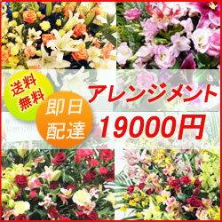 フラワーコンシェルジュが厳選した花屋のお祝いアレンジメント花 19000円 ...