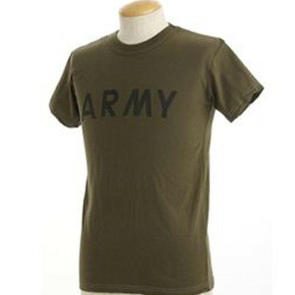 USタイプARMYオバーダイTシャツ XL  オバーダイオリーブ