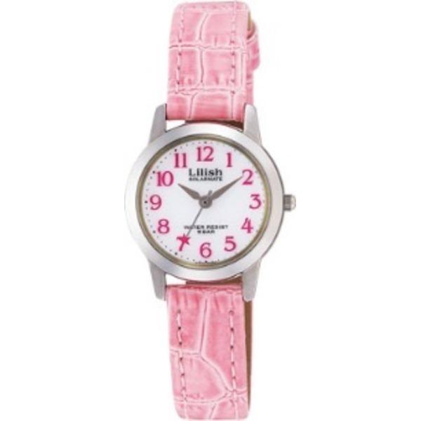 CITIZEN lilish シチズン リリッシュ 腕時計 H997-907 ピンク