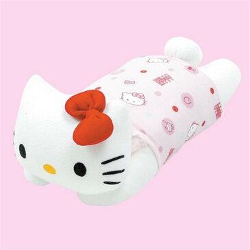 (ハローキティ)キティの抱き枕 お子様へのプレゼント需要に ピンク