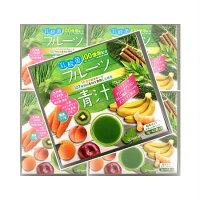 新日配薬品乳酸菌入りフルーツ青汁45包【5個セット】【お取り寄せ】(4529052003037-5)