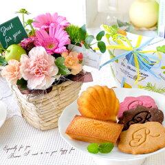 【2013年楽天SHOP of the year 花ジャンル大賞受賞店】 人気洋菓子店とコラボレーション!! 誕...