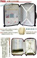 スーツケース小型・Sサイズ・ビジネスTSAロック搭載・旅行かばん・キャリーバック1年保証付きTH1308