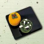 ちりめん キット PA-691 和菓子マグネット 柿と黒松 手芸キット ちりめん 磁石 オリムパス olm 手芸の山久