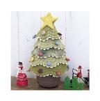 パッチワークキット フリルがかわいいキルトツリー PA-745 加藤礼子のカントリークリスマス オリムパス olm オリムパス 手芸の山久