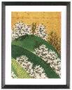 刺繍キット 吉野山図屏風より 7187 日本の美・日本名所絵百選 オリムパス 手芸の山久