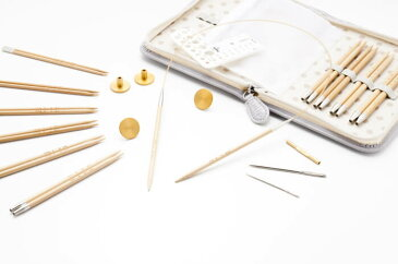 チューリップ 切り替え式竹輪針セット CarryC Long キャリーシーロング TCC-07 取寄せ商品 terai 手芸の山久