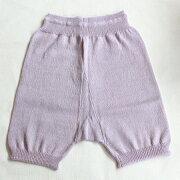 【生活雑貨】婦人用純毛毛糸の下着#24三分パンツM