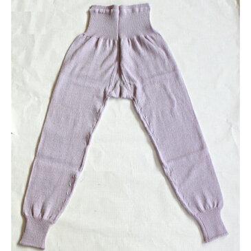 カサハラ 生活雑貨 婦人用純毛 毛糸の下着 #41 スラックス下( ズボン下 )Mサイズ タイツ ももひき ウール100% 純毛 冷え取り 敬老の日 手芸の山久