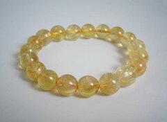 黄水晶 ブレスレット [IS-YCB-3] 02P22Jul11
