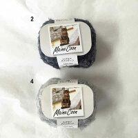 特価品リッチモア毛糸メインクイーンcol.2、col.4在庫処分