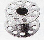 【メール便対応】クロバー ボビン【半回転・家庭用】金属製