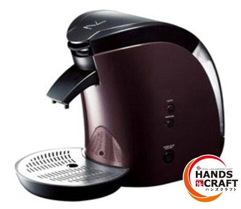 【未使用】デバイスタイル カフェポッド対応コーヒーメーカー ブラウン deviceSTYLE Brunopasso DCR-60-BR【新古品】【中古】