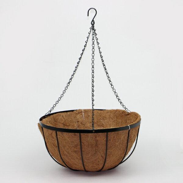 ハンギングバスケット 20492-L ココライナー付き 吊り鉢 約40cm (9078487)送料別 通常配送