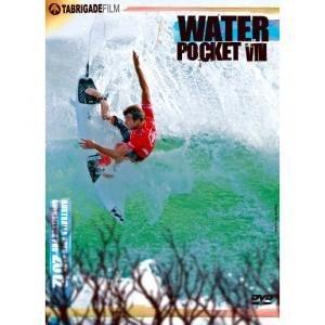 サーフィン DVD Water Pocket VIII ウォーターポケット VIII -HIDE AND SEEK- 2012年