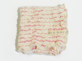 MOCOMOCOBoderTowelMiniHandkerchief・モコモコボーダータオルミニハンカチ(ハネル糸/オゾン漂白)