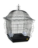 【プレビューペット】当店だけの限定販売!シカゴ発150年以上の歴史をもつ信頼の鳥かごメーカー!PrevuePetPlaytopParakeetCages1616※お取り寄せ
