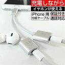 iPhone 充電しながら イヤホン 変換アダプタ 通話 2