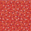 和紙千代紙 わらべ 梅小花 平判 31-2194 | 和柄 和調 和風 用紙 和モダン 折り紙 千代紙 奉書紙 日本 伝統 伝統工芸 工作 こうさく 工作キット 工作材 学校 幼稚園 美術 手作り モチーフ 装飾 化粧箱 オリジナル 紙製 柄 ペーパー 片面 デザイン 花 花柄 梅 四季 季節
