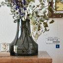 ストローベイス 23 ≪植木鉢/ガーデン雑貨/ガラス/おしゃれ/かわいい/フラワーベース/花瓶/インテリア/セール対象F≫