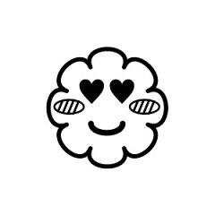 手帳・ポイントカードなどに♪【印鑑/はんこ/実印/ハンコ/銀行印/認印/かわいい/シャチハタ/訂...