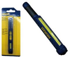 IRWIN(アーウィン)51214530スーパーブライトペンライト&ポケットレベル【限定セット】LEDライト作業灯ポケットサイズマグネット付小型軽量コンパクト防塵防滴仕様