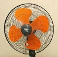 【即納可】サンピース業務用扇風機SPF-45-2P大型工場扇工場用扇風機大型4枚羽根45cm首振り角度80°風量切替