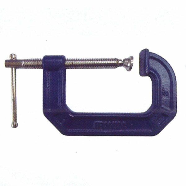 IRWIN(アーウィン)225103ZRC型クランプ(シャコ万力)75mm×51mm(開口値×アゴ深さ)作業工具