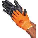 3Mコンフォートグリップグローブ【オレンジ・Lサイズ】GLOVE-ORA-L(スリーエム,作業用手袋,一般作業用,細かい作業,むれない,通気性,耐油性,油作業)