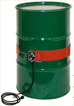 ヤガミドラム缶用バンドヒーターYGSN-200-1単相100V200L【送料込】PSE対応PSE適合製品(電気用品安全法)加熱保温ドラム缶用容器用電気ヒーター液体軟らか