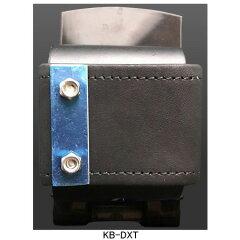 ニックス(KNICKS)KB-DXTヌメ革セフコンベ装着ベルトループ(ブラック)