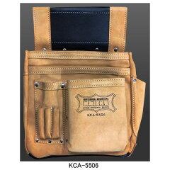 ニックス(KNICKS)KCA-5506在来工法用スタンダード釘袋(ブラウン)