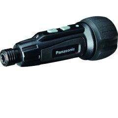 【在庫品】パナソニック充電ミニドライバー黒miniQu(B)3.6V850mAhコンパクト軽量