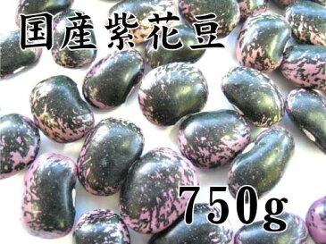 北海道産 紫花豆 750g