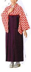 女袴|卒業式|はいからさんが通る|ウール|紫