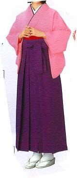 女袴 卒業式 はいからさんが通る ポリエステル 紫
