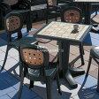 ナルディ ジオーブ シエナ調テーブル3点セット/ガーデンテーブル/ガーデンファニチャー/ガーデン テーブル/RCP/05P05Sep15/【HLS_DU】