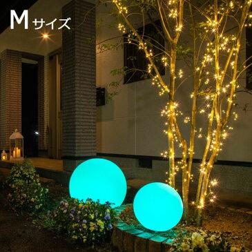 ローボルト カラーズライト マジックボール M /タカショー イルミ クリスマス LEDライト 屋外/RCP